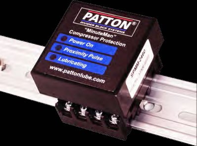Patton no-flo shutdown device