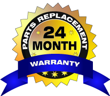 Patton 24 month warranty